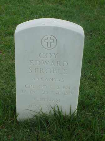 STROBLE (VETERAN VIET), COY EDWARD - Pulaski County, Arkansas | COY EDWARD STROBLE (VETERAN VIET) - Arkansas Gravestone Photos