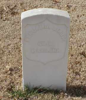 STROOP (VETERAN UNION), BENJAMIN - Pulaski County, Arkansas | BENJAMIN STROOP (VETERAN UNION) - Arkansas Gravestone Photos