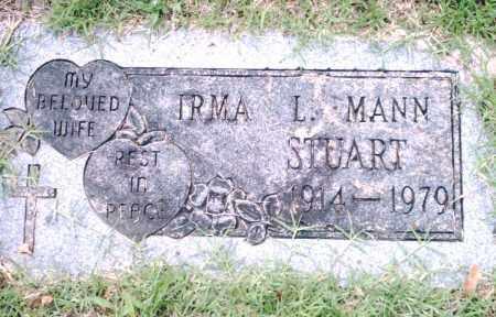 STUART, IRMA L. - Pulaski County, Arkansas | IRMA L. STUART - Arkansas Gravestone Photos