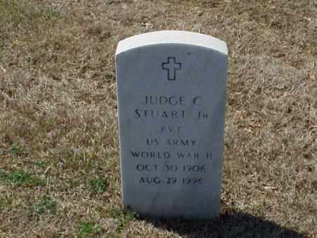 STUART, JR (VETERAN WWII), JUDGE C - Pulaski County, Arkansas | JUDGE C STUART, JR (VETERAN WWII) - Arkansas Gravestone Photos