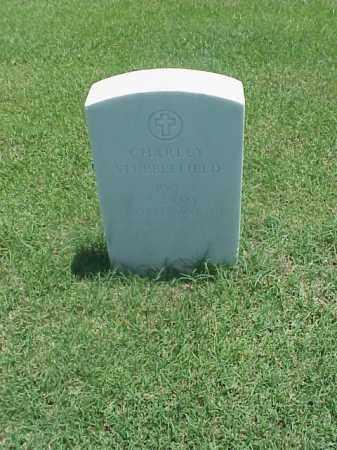 STUBBLEFIELD (VETERAN WWII), CHARLEY - Pulaski County, Arkansas | CHARLEY STUBBLEFIELD (VETERAN WWII) - Arkansas Gravestone Photos