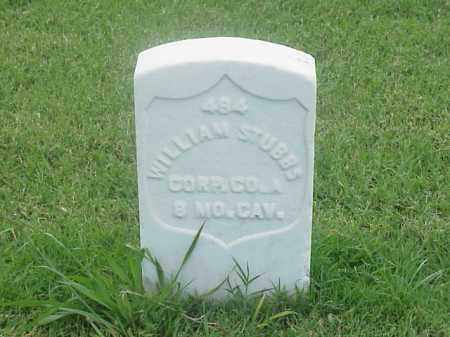 STUBBS (VETERAN UNION), WILLIAM - Pulaski County, Arkansas | WILLIAM STUBBS (VETERAN UNION) - Arkansas Gravestone Photos
