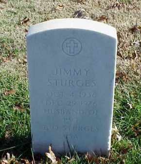 STURGES, JIMMY - Pulaski County, Arkansas | JIMMY STURGES - Arkansas Gravestone Photos