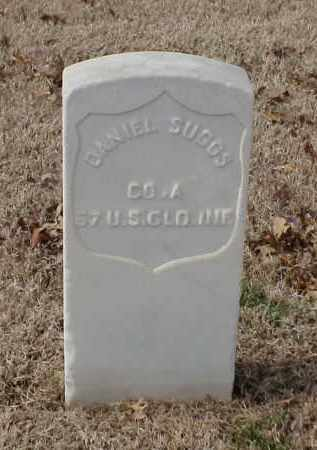 SUGGS (VETERAN UNION), DANIEL - Pulaski County, Arkansas | DANIEL SUGGS (VETERAN UNION) - Arkansas Gravestone Photos