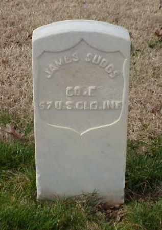 SUGGS (VETERAN UNION), JAMES - Pulaski County, Arkansas | JAMES SUGGS (VETERAN UNION) - Arkansas Gravestone Photos