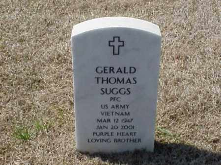 SUGGS (VETERAN VIET), GERALD THOMAS - Pulaski County, Arkansas | GERALD THOMAS SUGGS (VETERAN VIET) - Arkansas Gravestone Photos