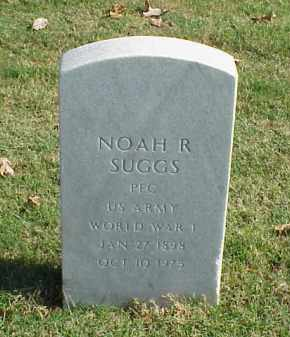SUGGS (VETERAN WWI), NOAH R - Pulaski County, Arkansas | NOAH R SUGGS (VETERAN WWI) - Arkansas Gravestone Photos