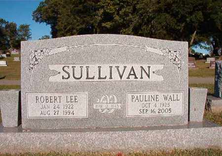 WALL SULLIVAN, PAULINE - Pulaski County, Arkansas | PAULINE WALL SULLIVAN - Arkansas Gravestone Photos