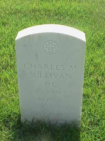 SULLIVAN (VETERAN KOR), CHARLES M - Pulaski County, Arkansas | CHARLES M SULLIVAN (VETERAN KOR) - Arkansas Gravestone Photos