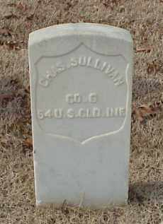 SULLIVAN (VETERAN UNION), CHARLES - Pulaski County, Arkansas | CHARLES SULLIVAN (VETERAN UNION) - Arkansas Gravestone Photos