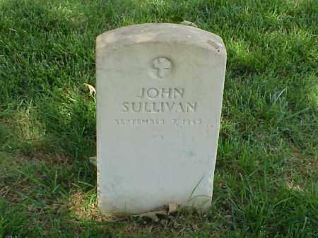 SULLIVAN, JOHN - Pulaski County, Arkansas | JOHN SULLIVAN - Arkansas Gravestone Photos