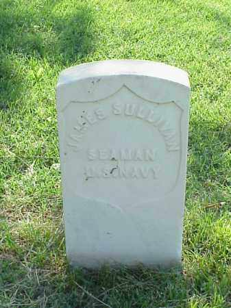 SULLIVAN (VETERAN UNION), JAMES - Pulaski County, Arkansas | JAMES SULLIVAN (VETERAN UNION) - Arkansas Gravestone Photos