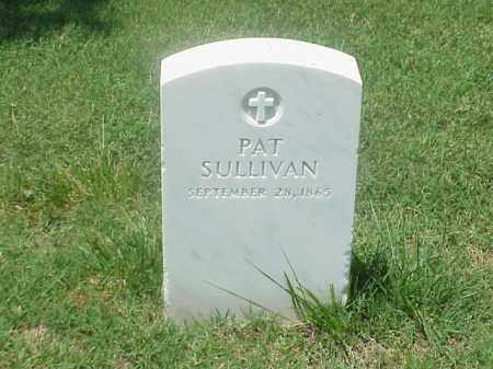 SULLIVAN, PAT - Pulaski County, Arkansas | PAT SULLIVAN - Arkansas Gravestone Photos
