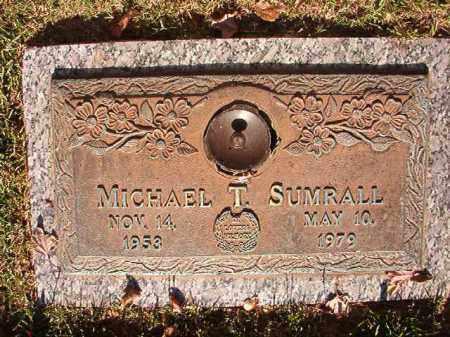 SUMRALL, MICHAEL T - Pulaski County, Arkansas | MICHAEL T SUMRALL - Arkansas Gravestone Photos