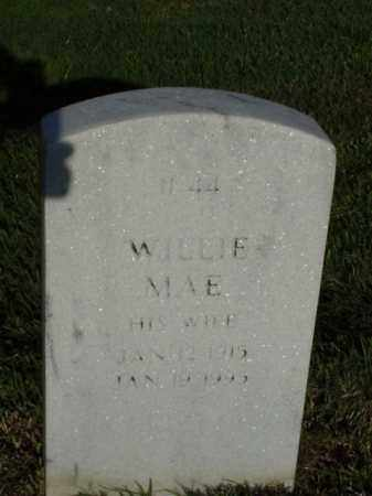 SUTTON, WILLIE MAE - Pulaski County, Arkansas | WILLIE MAE SUTTON - Arkansas Gravestone Photos