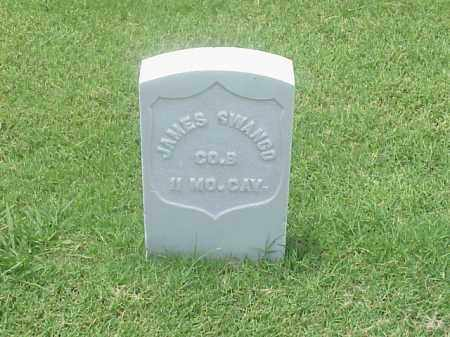 SWANGO (VETERAN UNION), JAMES - Pulaski County, Arkansas | JAMES SWANGO (VETERAN UNION) - Arkansas Gravestone Photos