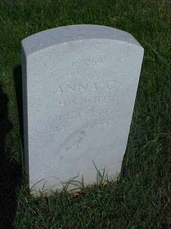 SWIFT, ANNA C - Pulaski County, Arkansas | ANNA C SWIFT - Arkansas Gravestone Photos