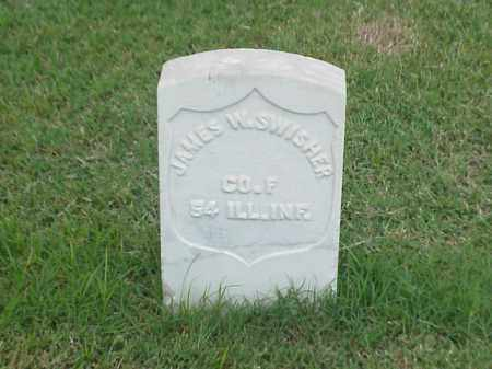 SWISHER (VETERAN UNION), JAMES W - Pulaski County, Arkansas | JAMES W SWISHER (VETERAN UNION) - Arkansas Gravestone Photos