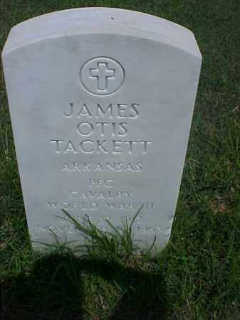 TACKETT (VETERAN WWII), JAMES OTIS - Pulaski County, Arkansas | JAMES OTIS TACKETT (VETERAN WWII) - Arkansas Gravestone Photos