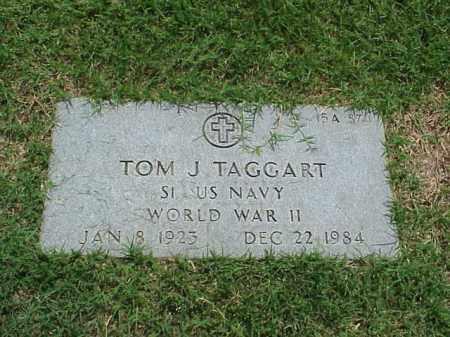 TAGGART (VETERAN WWII), TOM J - Pulaski County, Arkansas | TOM J TAGGART (VETERAN WWII) - Arkansas Gravestone Photos