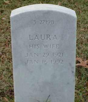 TALBERT, LAURA - Pulaski County, Arkansas | LAURA TALBERT - Arkansas Gravestone Photos