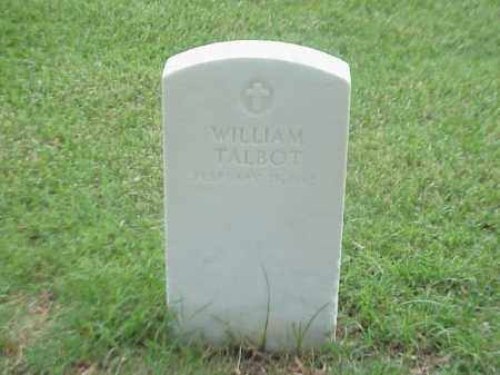 TALBOT, WILLIAM - Pulaski County, Arkansas | WILLIAM TALBOT - Arkansas Gravestone Photos