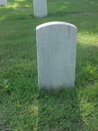 TALLEY (VETERAN WWII), ROY LEE - Pulaski County, Arkansas | ROY LEE TALLEY (VETERAN WWII) - Arkansas Gravestone Photos