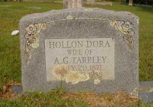 YATES TARPLEY, HOLLON DORA - Pulaski County, Arkansas | HOLLON DORA YATES TARPLEY - Arkansas Gravestone Photos