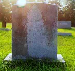 "MCCRACKEN TARPLEY, SARAH JANE ""SALLIE"" - Pulaski County, Arkansas   SARAH JANE ""SALLIE"" MCCRACKEN TARPLEY - Arkansas Gravestone Photos"