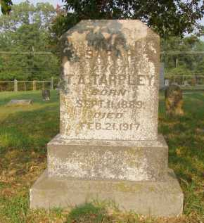 TARPLEY, SARAH - Pulaski County, Arkansas | SARAH TARPLEY - Arkansas Gravestone Photos