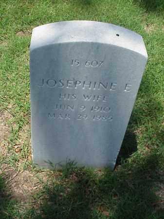 TARRON, JOSEPHINE E - Pulaski County, Arkansas | JOSEPHINE E TARRON - Arkansas Gravestone Photos