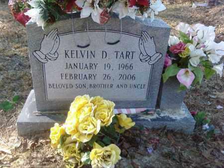 TART, KELVIN D. - Pulaski County, Arkansas | KELVIN D. TART - Arkansas Gravestone Photos