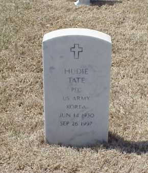 TATE (VETERAN KOR), HUDIE - Pulaski County, Arkansas | HUDIE TATE (VETERAN KOR) - Arkansas Gravestone Photos