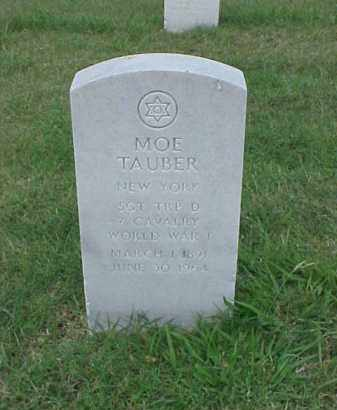 TAUBER (VETERAN WWI), MOE - Pulaski County, Arkansas | MOE TAUBER (VETERAN WWI) - Arkansas Gravestone Photos