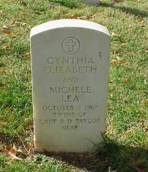 TAYLOR, CYNTHIA ELIZABETH - Pulaski County, Arkansas | CYNTHIA ELIZABETH TAYLOR - Arkansas Gravestone Photos