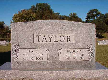 TAYLOR, IRA S - Pulaski County, Arkansas | IRA S TAYLOR - Arkansas Gravestone Photos