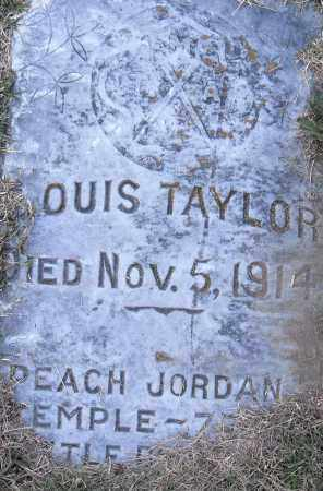 TAYLOR, LOUIS - Pulaski County, Arkansas | LOUIS TAYLOR - Arkansas Gravestone Photos