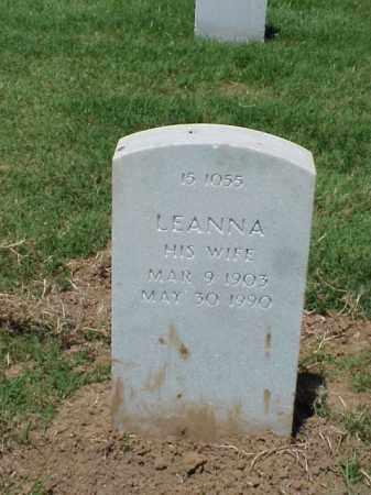 TAYLOR, LEANNA - Pulaski County, Arkansas | LEANNA TAYLOR - Arkansas Gravestone Photos