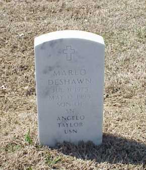 TAYLOR, MARLO DESHAWN - Pulaski County, Arkansas | MARLO DESHAWN TAYLOR - Arkansas Gravestone Photos