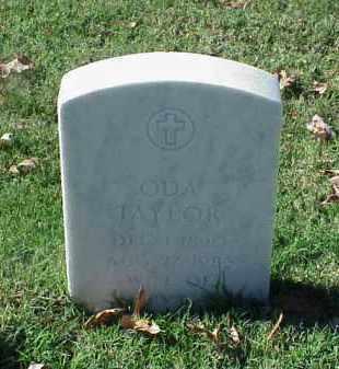 TAYLOR, ODA - Pulaski County, Arkansas | ODA TAYLOR - Arkansas Gravestone Photos