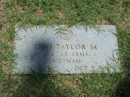 TAYLOR, SR (VETERAN VIET), ODIS - Pulaski County, Arkansas | ODIS TAYLOR, SR (VETERAN VIET) - Arkansas Gravestone Photos
