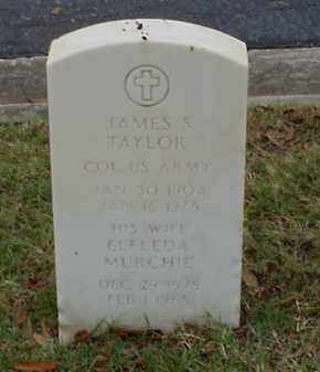 MURCHIE TAYLOR, ELFLEDA - Pulaski County, Arkansas | ELFLEDA MURCHIE TAYLOR - Arkansas Gravestone Photos