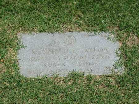 TAYLOR (VETERAN 2 WARS), KENNETH C - Pulaski County, Arkansas   KENNETH C TAYLOR (VETERAN 2 WARS) - Arkansas Gravestone Photos