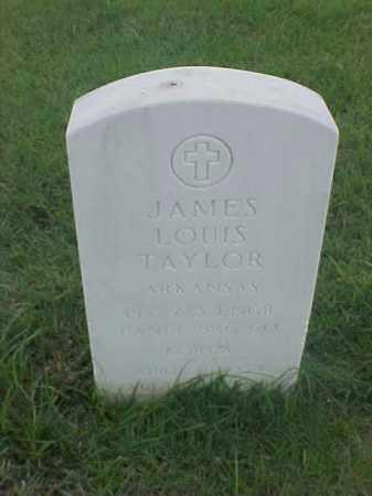 TAYLOR (VETERAN KOR), JAMES LOUIS - Pulaski County, Arkansas | JAMES LOUIS TAYLOR (VETERAN KOR) - Arkansas Gravestone Photos