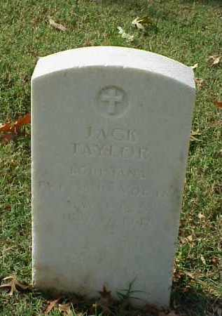 TAYLOR (VETERAN SAW), JACK - Pulaski County, Arkansas | JACK TAYLOR (VETERAN SAW) - Arkansas Gravestone Photos