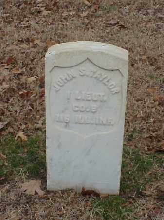 TAYLOR (VETERAN UNION), JOHN S - Pulaski County, Arkansas | JOHN S TAYLOR (VETERAN UNION) - Arkansas Gravestone Photos
