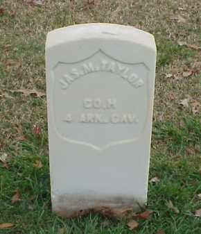 TAYLOR (VETERAN UNION), JAMES M - Pulaski County, Arkansas | JAMES M TAYLOR (VETERAN UNION) - Arkansas Gravestone Photos