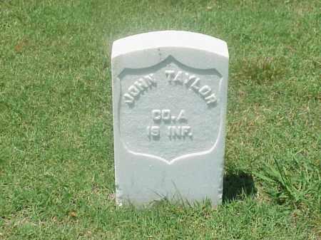 TAYLOR (VETERAN UNION), JOHN - Pulaski County, Arkansas | JOHN TAYLOR (VETERAN UNION) - Arkansas Gravestone Photos