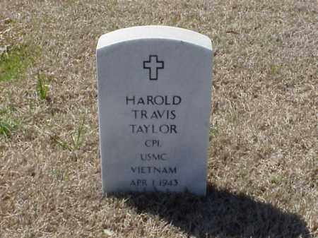 TAYLOR (VETERAN VIET), HAROLD TRAVIS - Pulaski County, Arkansas | HAROLD TRAVIS TAYLOR (VETERAN VIET) - Arkansas Gravestone Photos