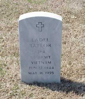 TAYLOR (VETERAN VIET), LADEL - Pulaski County, Arkansas | LADEL TAYLOR (VETERAN VIET) - Arkansas Gravestone Photos